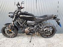 Motorrad Mieten & Roller Mieten YAMAHA XSR 700 ABS (Retro)