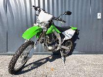 Motorrad kaufen Occasion KAWASAKI KL KLX450R (enduro)