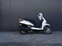 Motorrad Mieten & Roller Mieten YAMAHA Delight 125 (Roller)