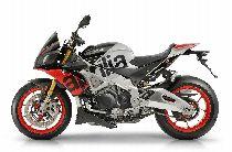 Motorrad Mieten & Roller Mieten APRILIA Tuono V4 1100 Factory ABS (Naked)