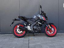 Motorrad Mieten & Roller Mieten YAMAHA MT 125 (Naked)
