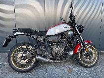 Motorrad kaufen Occasion YAMAHA XSR 700 (retro)