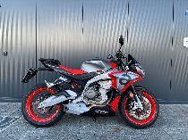 Motorrad Mieten & Roller Mieten APRILIA Tuono 660 (Naked)