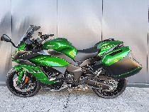 Motorrad Mieten & Roller Mieten KAWASAKI Ninja 1000 SX (Touring)