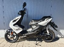 Rent a motorbike YAMAHA Aerox R NS 50 (Scooter)