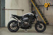 Motorrad kaufen Vorjahresmodell YAMAHA XSR 700 ABS (retro)