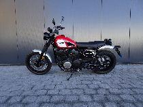 Acheter moto YAMAHA SCR 950 weiss Custom