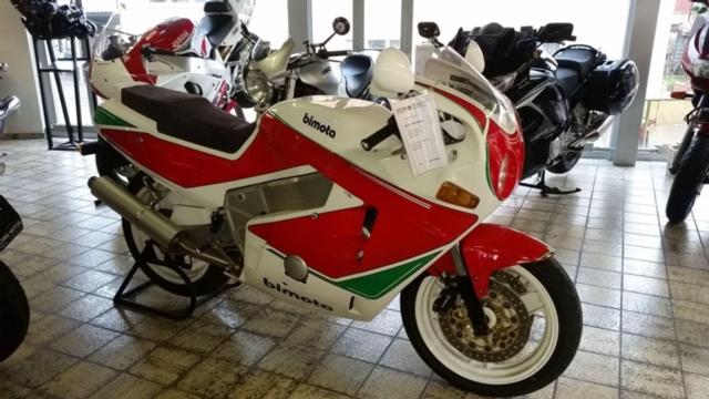 Motorrad kaufen BIMOTA YB-9 Bellaria Speziallackierung Vorführmodell