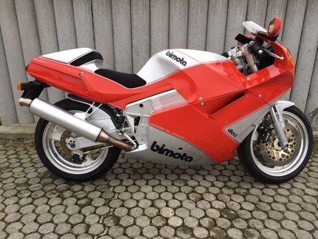 Motorrad kaufen BIMOTA YB-10 Dieci Im Kundenauftrag Occasion