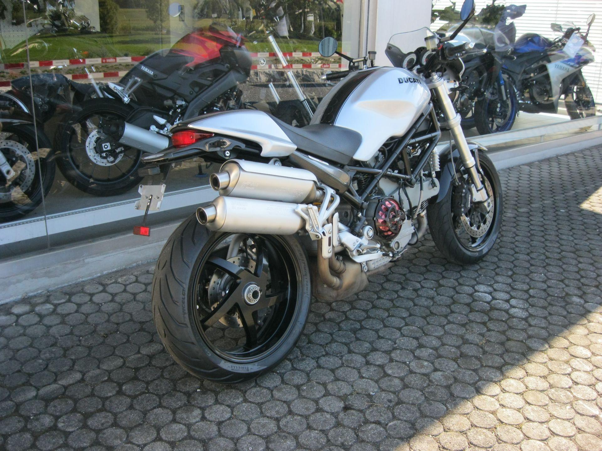 motorrad occasion kaufen ducati 1000 monster s2r zecchini. Black Bedroom Furniture Sets. Home Design Ideas