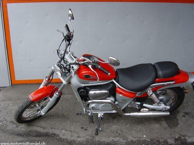 Motorrad kaufen APRILIA Custom 125 Classic Occasion