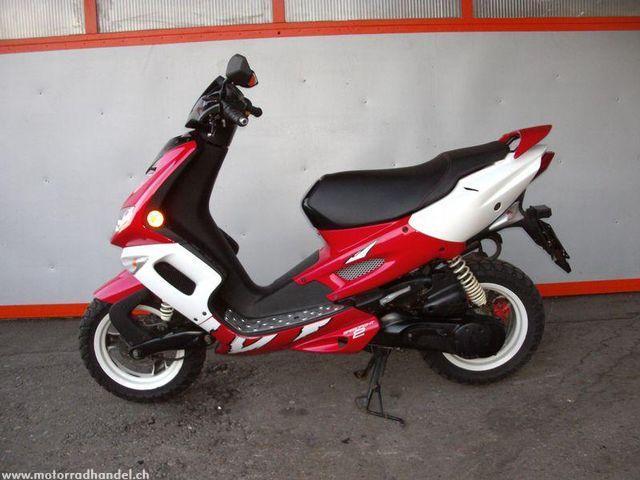 Motorrad kaufen PEUGEOT Speedfight 50 LC IL IRON-X Occasion