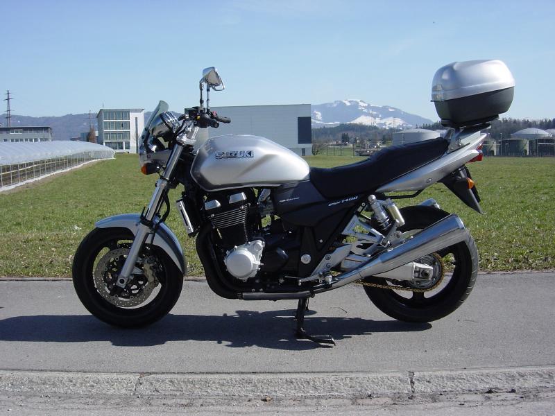 motorrad occasion kaufen suzuki gsx 1400 baur motor ag rotkreuz. Black Bedroom Furniture Sets. Home Design Ideas