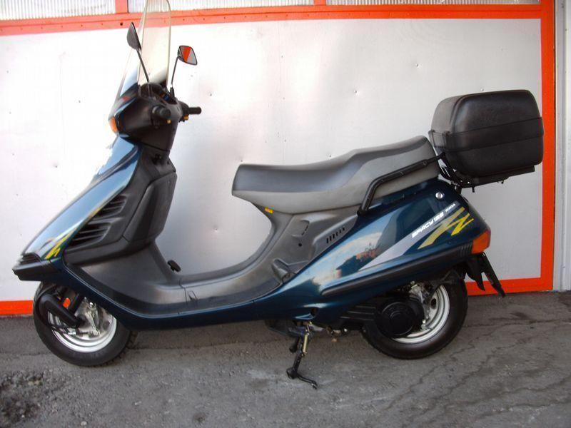motorrad occasion kaufen honda ch 125 spacy baur motor ag. Black Bedroom Furniture Sets. Home Design Ideas