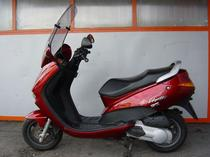 Motorrad kaufen Occasion PEUGEOT Elyseo 125 (roller)
