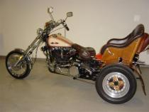 Motorrad kaufen Occasion HARLEY-DAVIDSON Spezial (trike)