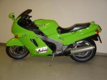 Motorrad kaufen Occasion KAWASAKI ZZR 1100 (touring)