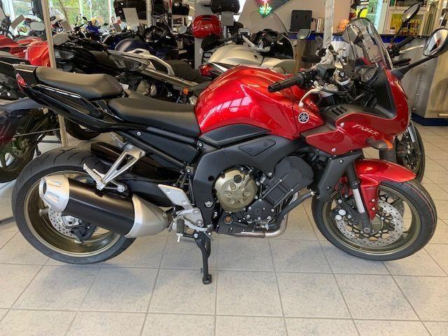 Motorrad kaufen YAMAHA FZ 1 SA ABS Occasion