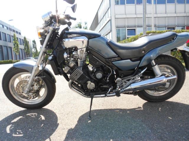 Motorrad kaufen YAMAHA FZX 750 Fazer Occasion