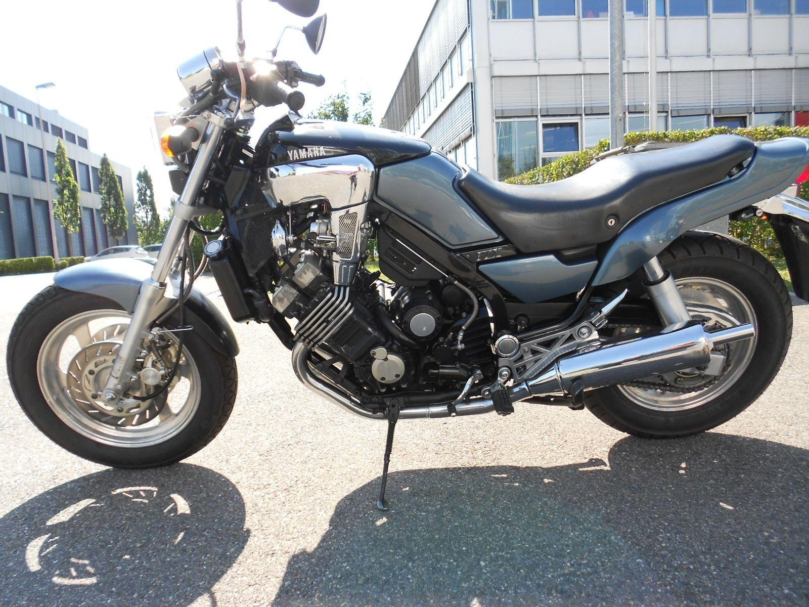 buy motorbike pre owned yamaha fzx 750 fazer hans k ng ag n nikon greifensee id 6236361. Black Bedroom Furniture Sets. Home Design Ideas