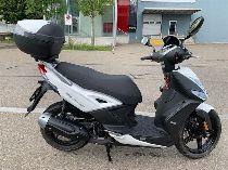 Motorrad kaufen Occasion KYMCO Agility 125 City Plus (roller)
