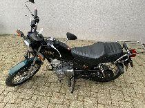 Motorrad kaufen Occasion YAMAHA SR 125 SE (custom)