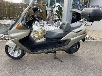 Motorrad kaufen Occasion YAMAHA YP 250 A Majesty (roller)