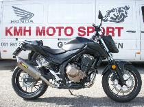 Töff kaufen HONDA CB 500 FA ABS limitet Edition Naked