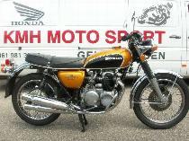 Motorrad kaufen Oldtimer HONDA cb500 (touring)