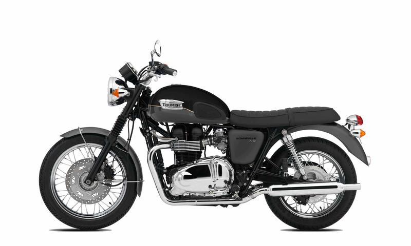 Buy Motorbike New Vehiclebike Triumph Bonneville T100 800 Daneffel