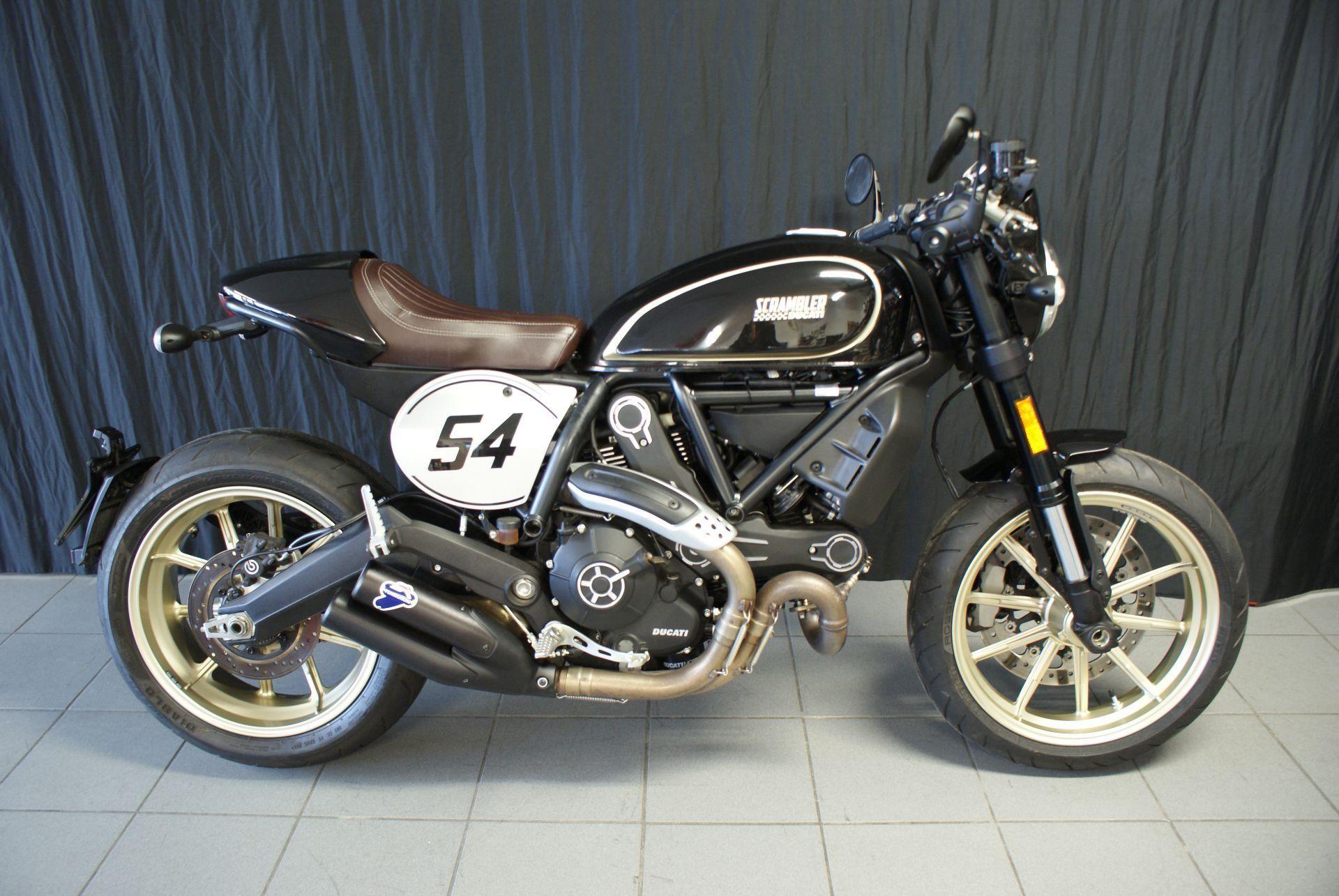 Moto Cafe Racer Ducati  Occasion Prix
