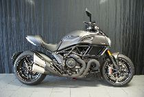 Motorrad kaufen Occasion DUCATI 1198 Diavel Carbon ABS (naked)