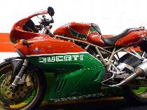 Motorrad kaufen Occasion DUCATI 900 SS (sport)