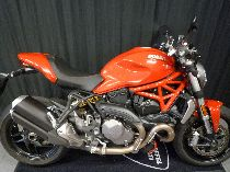 Motorrad kaufen Occasion DUCATI 1200 Monster ABS (naked)
