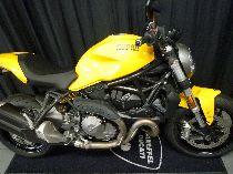 Motorrad kaufen Neufahrzeug DUCATI 821 Monster (naked)