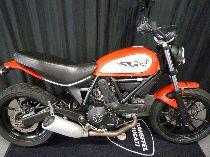 Motorrad kaufen Occasion DUCATI 400 Scrambler Sixty2 ABS (retro)