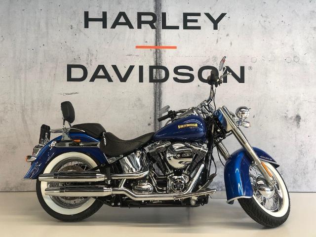 Motorrad kaufen HARLEY-DAVIDSON FLSTN 1690 Softail Deluxe ABS Occasion