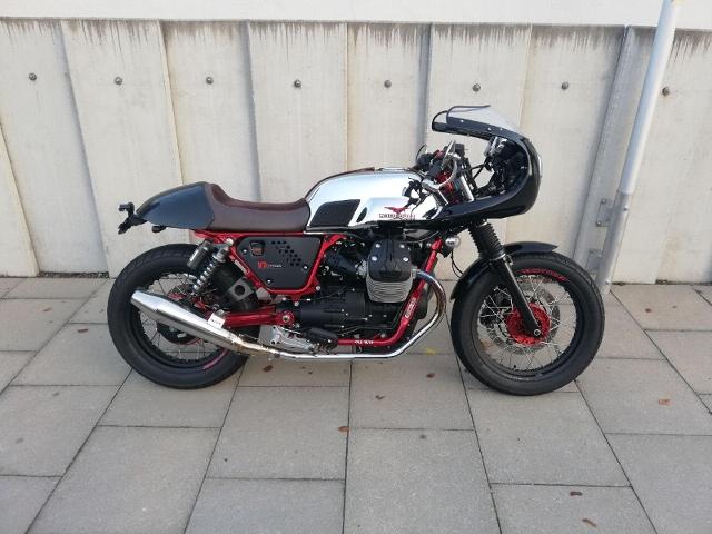 Motorrad kaufen MOTO GUZZI V7 II Racer ABS Occasion