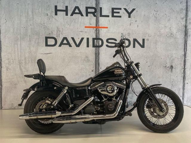 Motorrad kaufen HARLEY-DAVIDSON FXDB 1690 Dyna Street Bob ABS Neufahrzeug