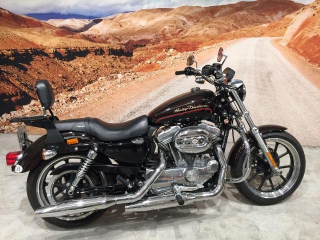 Motorrad kaufen HARLEY-DAVIDSON XL 883 L Sportster Low Beauty Occasion