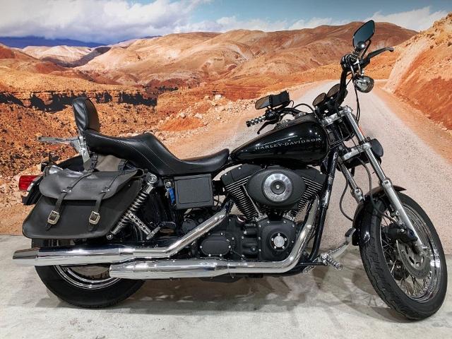 Motorrad kaufen HARLEY-DAVIDSON FXDX 1450 Dyna Super Glide Sport Occasion