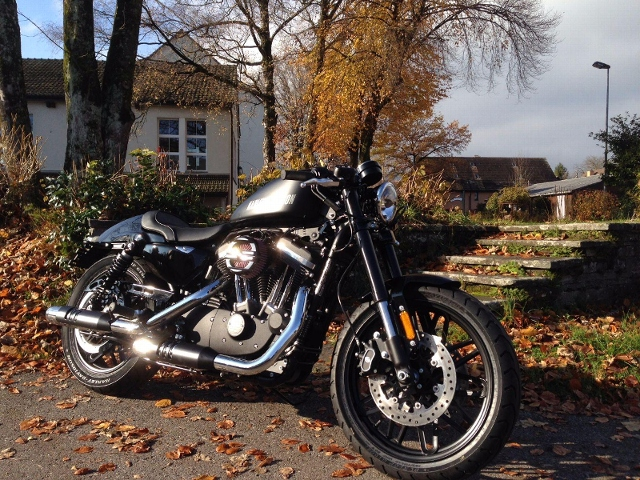 Motorrad kaufen HARLEY-DAVIDSON XL 1200 CX Sportster Roadster ABS Occasion