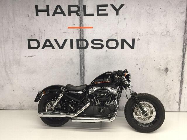 Motorrad kaufen HARLEY-DAVIDSON XL 1200 X Sportster Forty Eight ABS super Gerät Occasion