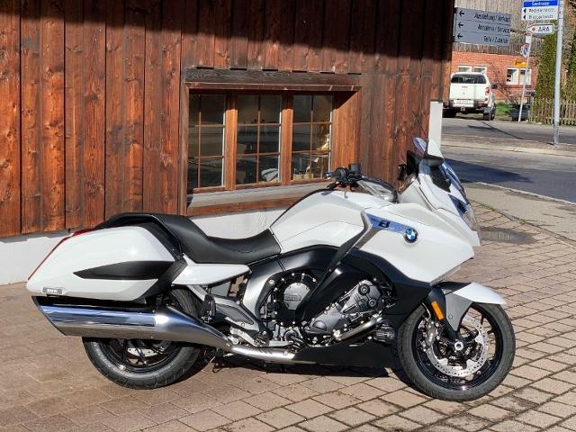 Motorrad kaufen BMW K 1600 B ABS IceBagger Occasion