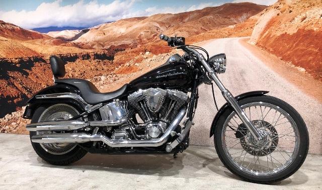Motorrad kaufen HARLEY-DAVIDSON FXSTD 1450 Softail Deuce Kein Eintausch Occasion