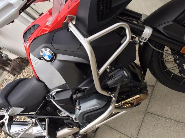 Motorrad kaufen BMW R 1200 GS Adventure ABS Frisch ab Service Occasion