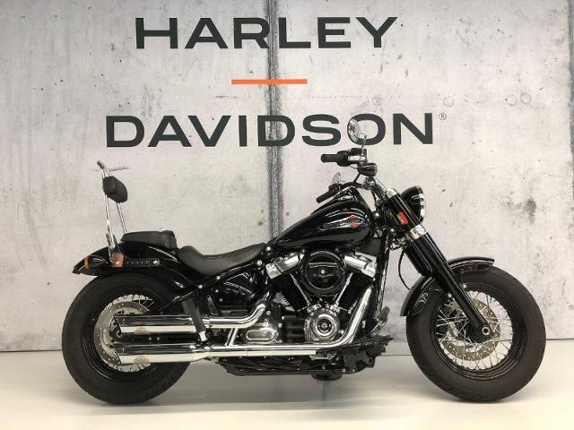 Motorrad kaufen HARLEY-DAVIDSON FLSL 1745 Softail Slim 107  Jekill & Hyde Occasion