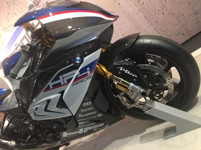 Motorrad kaufen BMW HP4 Race Occasion