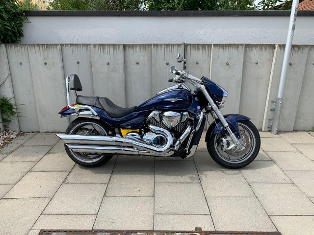Motorrad kaufen SUZUKI M 1800 R Intruder SuperRRRRRRRRRR Occasion