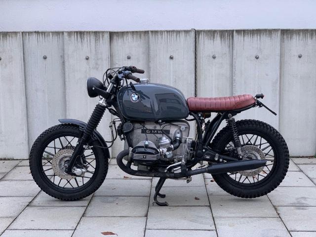 Motorrad kaufen BMW R 100 Vougas Occasion
